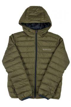 Quiksilver Scaly Insulator Jacket groen(116337102)