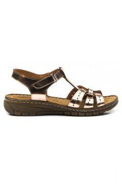 CARLA VERDE Hakiki Deri Kadın Sandalet L.060(114218963)