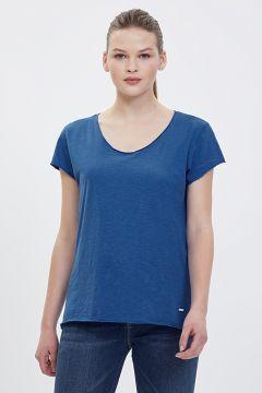Loft LF 2023146 Sax Blue T-Shirt(126443356)