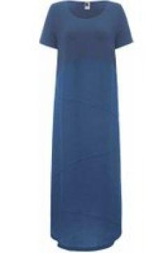 Abendkleid Kleid mit 1/2-Arm Anna Aura meerblau(115851508)