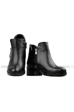 Black - Boot - Boots - Renkli Butik(110333810)