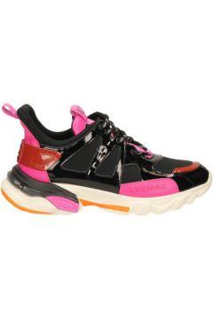 Chaussures La Carrie SNEAKER ALLACCIATA FONDO BASSO PU VERNICE LYCRA(127987346)