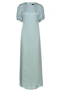 Elsa Long Dress Maxikleid Partykleid Blau BIRGITTE HERSKIND(109200416)