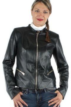 Veste Giorgio Cuirs Blouson en cuir Giorgio ref_gio35366-noir(115557163)