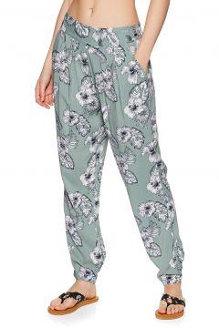 Pantalon Femme Animal Beach Love - Chinois Green(116953609)