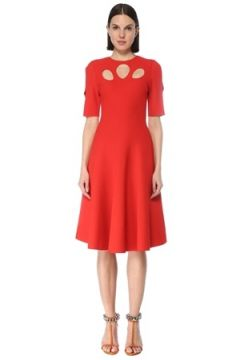 Stella McCartney Kadın ELBİSE Kırmızı 42 IT(127712580)
