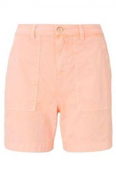 TOM TAILOR DENIM Damen Cargo Shorts , orange, Gr.XL(116973438)