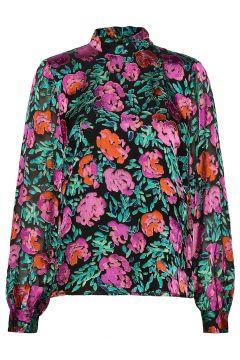 Groagz Blouse Ma20 Bluse Langärmlig Pink GESTUZ(119154730)