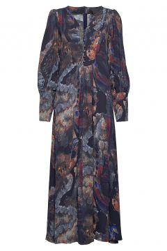 Maxi Dress Maxikleid Partykleid Bunt/gemustert DIANA ORVING(114164128)