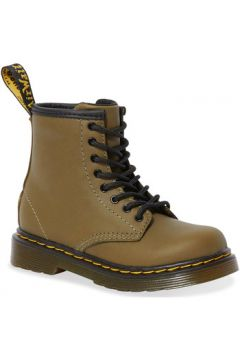 Bottes Dr Martens 1460 T Dms Olive Romario Smoother Finish(101776900)