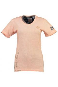 T-shirt Geographical Norway T-shirt Femme Judefruit(115446556)