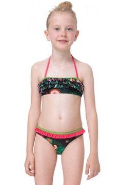 Maillots de bain enfant Desigual Maillot de bain 2 pièces rayitas Vert 74M35E4(127852122)