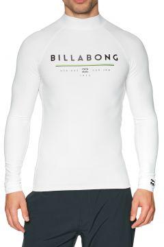 Billabong Unity Long Sleeve Rash Vest - White(100268889)