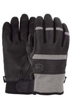 Gants de ski POW Villain - Grey(111319893)