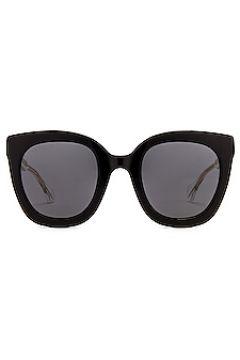 Солнцезащитные очки round square - Gucci(118966996)