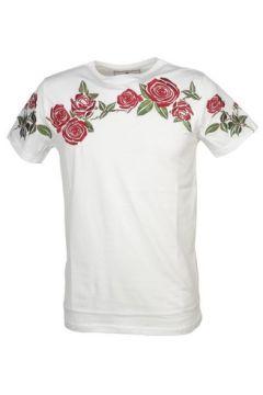 T-shirt Hite Couture Madiner white mc tee(127855355)