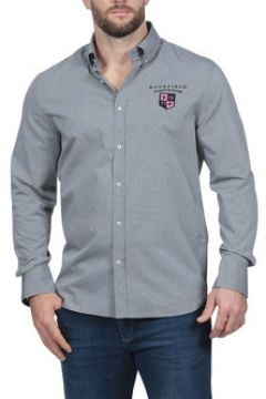 Chemise Ruckfield Chemise grise Maison de rugby(115470624)