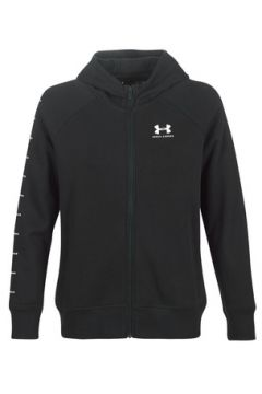 Sweat-shirt Under Armour RIVAL FLEECE SPORTSTYLE LC SLEEVE GRAPHIC FZ(115468256)