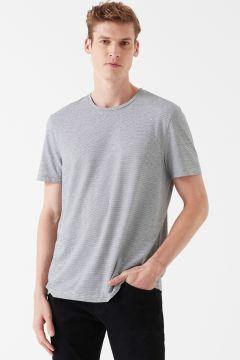 Mavi Gri Basic T-Shirt(113999112)