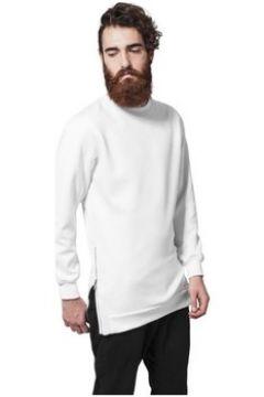 Sweat-shirt Urban Classics Sweat neoprene avec zip latéral(127965963)