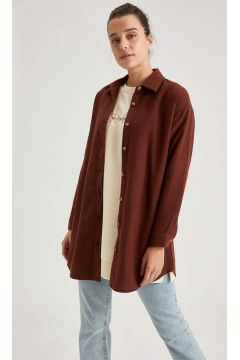 DeFacto Kadın Oversize Tunik Gömlek(125933937)