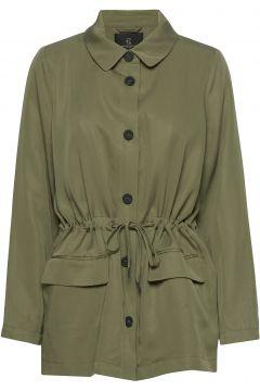 Telmah Berti Jacket Outerwear Jackets Utility Jackets Grün BRUUNS BAZAAR(116950970)