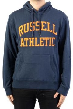 Sweat-shirt Russell Athletic Sweat à Capuche Iconic Tackle Twill Hoody(98519709)