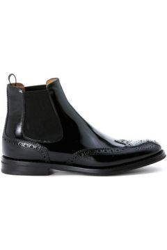 Boots Church\'s Bottes Beatles Ketsby en cuir noir(101538118)