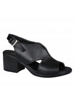 Pierre Cardin Pc-6319 Siyah Kadın Topuklu Ayakkabı(114221863)