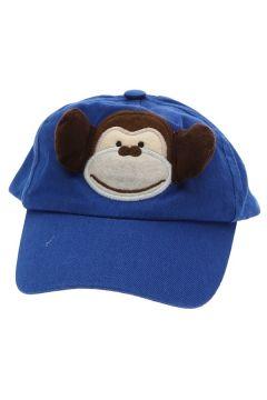 Koton Erkek Bebek Maymunlu Mavi Şapka(113969050)