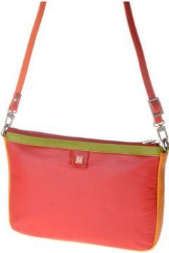 Sac bandoulière Dudu Sacs à bandoulière en cuir Colorful - Togean - Rouge(115446537)
