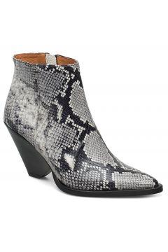 Dallas Boots Shoes Boots Ankle Boots Ankle Boots With Heel Bunt/gemustert TWIST & TANGO(114160046)