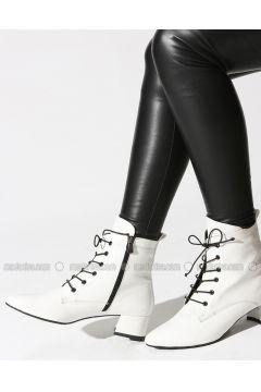 White - Boot - Boots - ROVIGO(110340403)