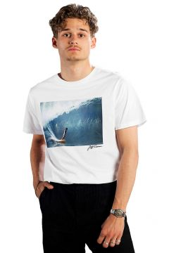 Dedicated Stockholm Lopez T-Shirt wit(115688730)