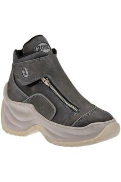 Chaussures Zone Slim Zip Platform Talon compensé(115554533)