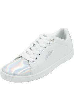 Chaussures Ellesse Basket Lucie Blanc/argent(115460380)