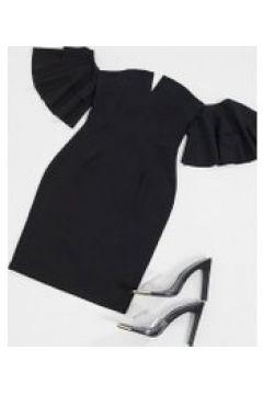 AX Paris - Vestito corto con spalle scoperte nero(120323085)