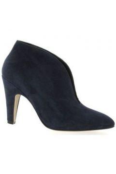 Bottes Fremilu Low boots cuir velours(98530625)