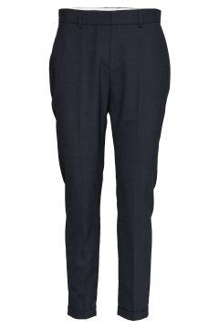 Sydneykb Cigaret Pants Hose Mit Geraden Beinen Blau KAREN BY SIMONSEN(108839504)