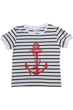 T-shirt enfant Interdit De Me Gronder ANCRE(115540496)