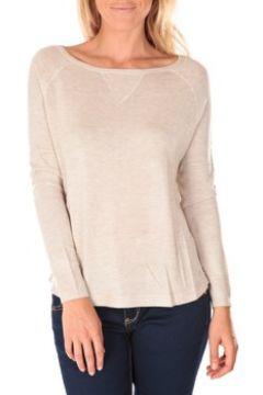 Pull Tom Tailor Top Boxy Knit Jumper Perle(115472630)
