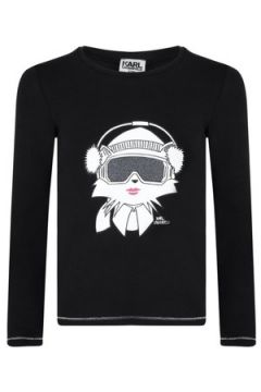 T-shirt enfant Karl Lagerfeld Cat Face Print(101599641)