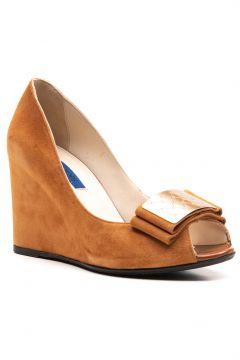 Joop Kadın Günlük Ayakkabı Taba Süet(114222349)