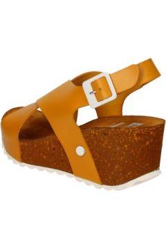 Sandales 5 Pro Ject sandales jaune cuir AC689(115393631)