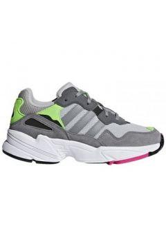 Chaussures enfant adidas YUNG-96 J / GRIS(115428179)