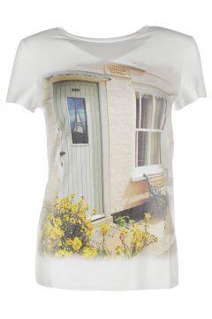 Women's t-shirt short sleeve crew neck round(118298342)