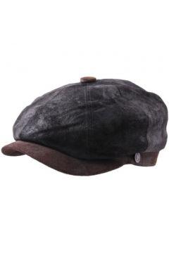 Casquette Dasmarca Béret casquette cuir imperméable Oliver noir(115422609)