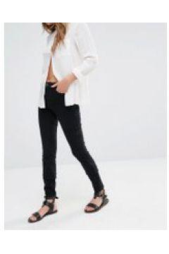 JDY - Enge Jeans mit hohem Bund - Schwarz(88943731)
