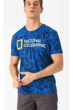 National Geographic Mavi T-Shirt(115288845)