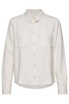 Dante Shirt An Langärmliges Hemd Weiß IBEN(116333786)